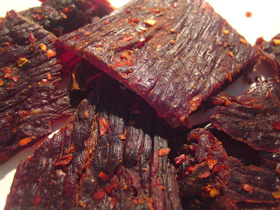 Old Settlers Jerky - Hot