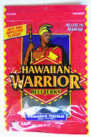 Hawaiian Warrior Beef Jerky - Teriyaki