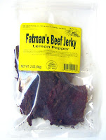 Fatman's Beef Jerky - Lemon Pepper