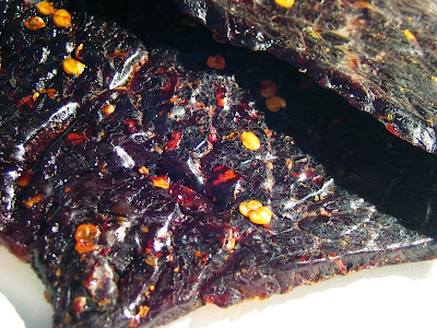 Ring of Fire Beef Jerky
