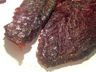 T Bird's Beef Jerky Recipe — Dishmaps