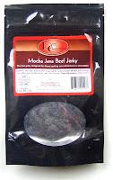 Diva Chocolates - Mocha Java Beef Jerky