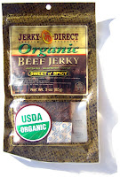 Jerky Direct - Organic Beef Jerky - Sweet & Spicy