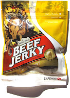 Safeway Beef Jerky - Peppered