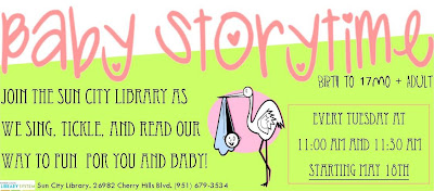 baby storytime library