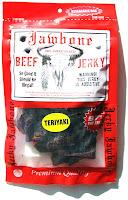 Jawbone Beef Jerky