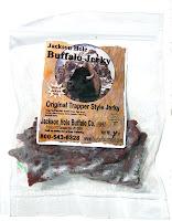 Jackson Hole Buffalo Jerky