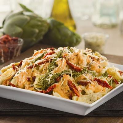 Fazoli's Tortellini & Sun-Dried Tomato Rustico