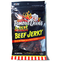 Famous Dave's Beef Jerky - Apricot Bourbon