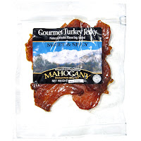 Mahogany Smoked Meats - Turkey Jerky