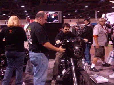 Sons of Anarchy Harley-Davidson