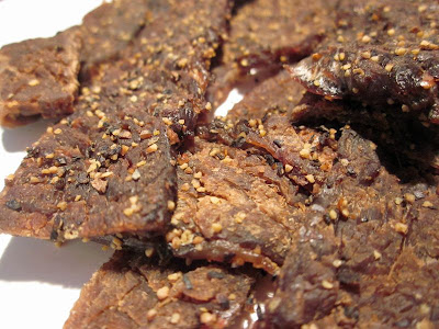 sea salt beef jerky