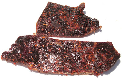 da bomb jerky oriental red pepper