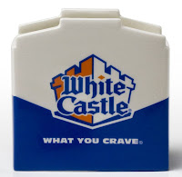 White Castle Hamburger Scented Candle