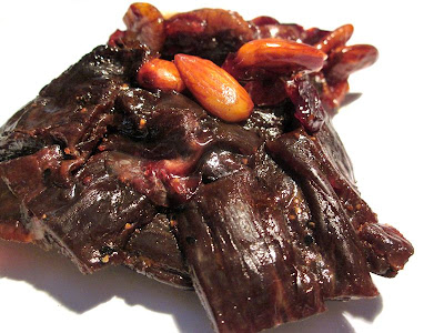 strawberry cranberry jerky