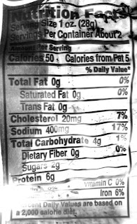 remington trail steak nutrition facts