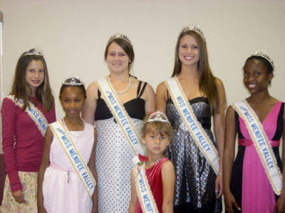 2008 Miss Menifee Pageant