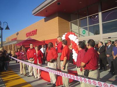 Menifee Super Target Grand Opening
