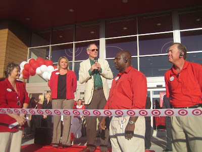 Menifee Super Target Mayor Edgerton