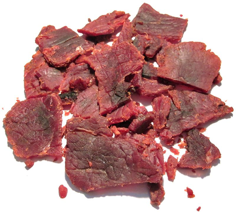 Bridgford Beef Jerky - Teriyaki ~ Beef Jerky Reviews