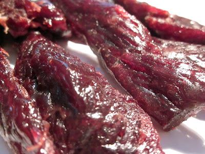 teriyaki beef jerky