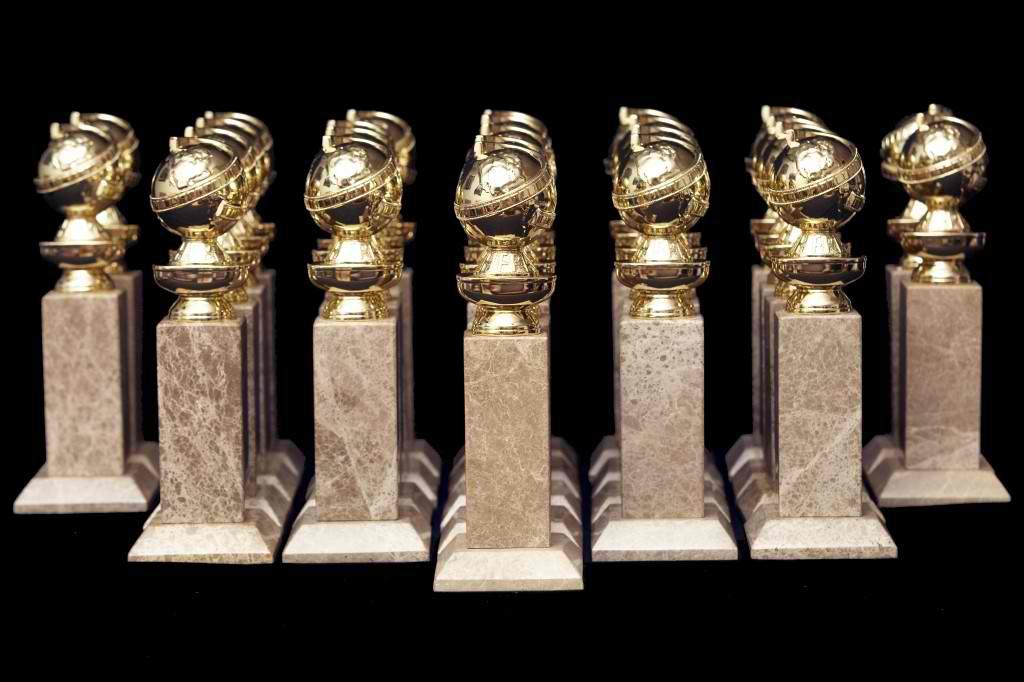 2011 Golden Globe Award Winners