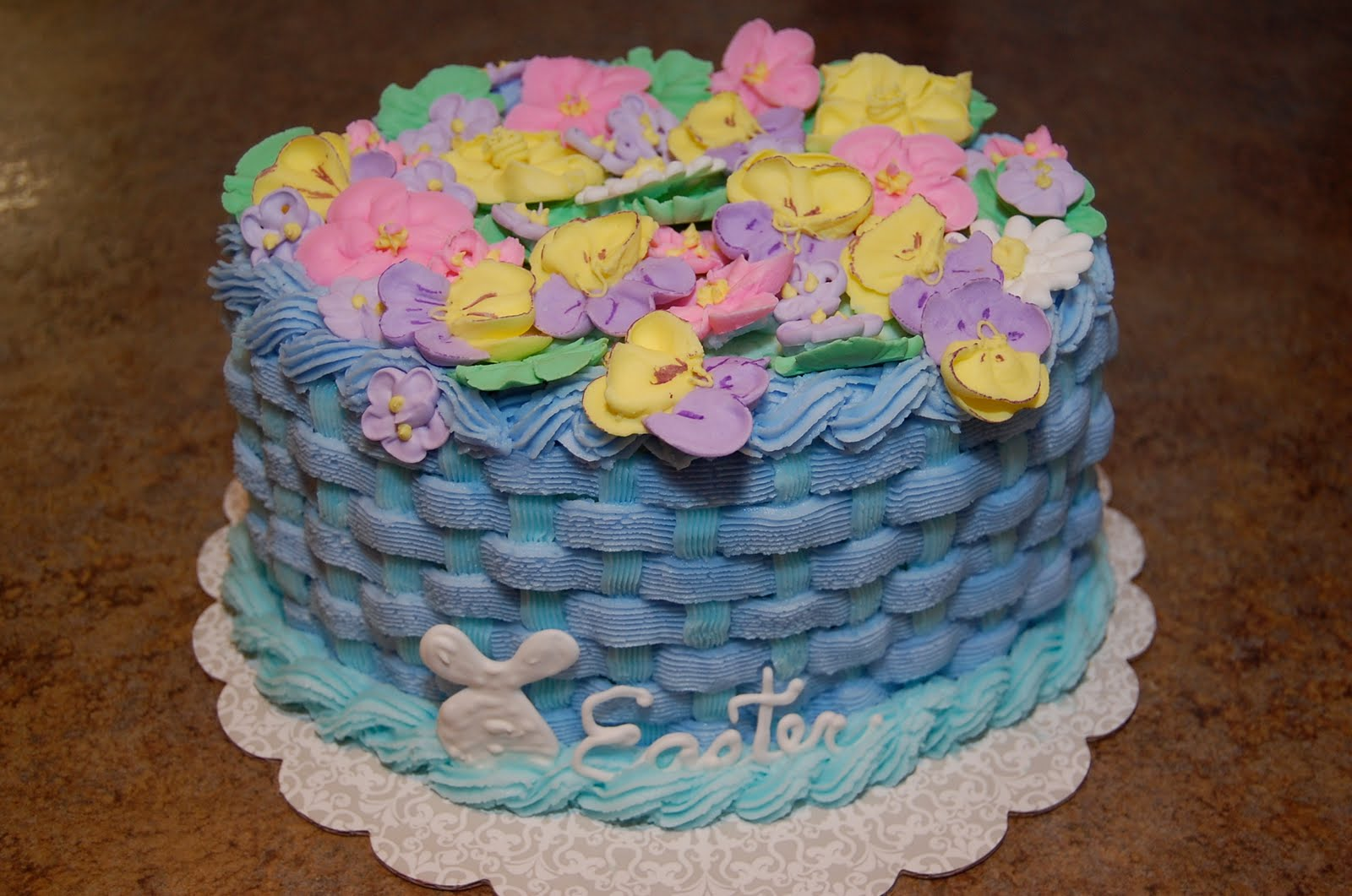 Every Pot and Pan: Wilton Cake Decorating: Course 2