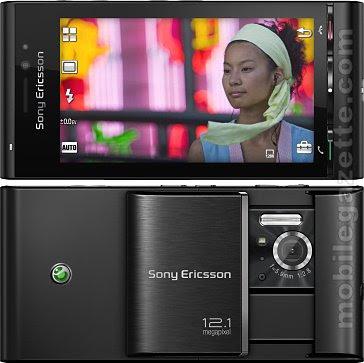 Sony Ericson Terbaru