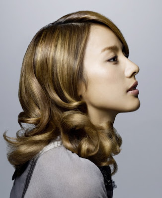 Lee Hyo Ri ~ Collection 31 ~ Vidal Sassoon Hairstyles (continued.