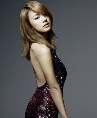 Lee Hyo Ri ~ Collection 31 ~ Vidal Sassoon Hairstyles (continued)