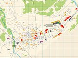 Wengen Village Map