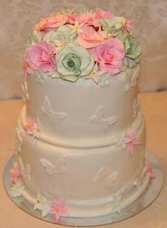 Свадебный торт 6 5 кг два яруса