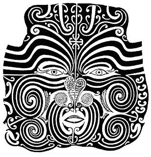 moko maori. Black Bedroom Furniture Sets. Home Design Ideas