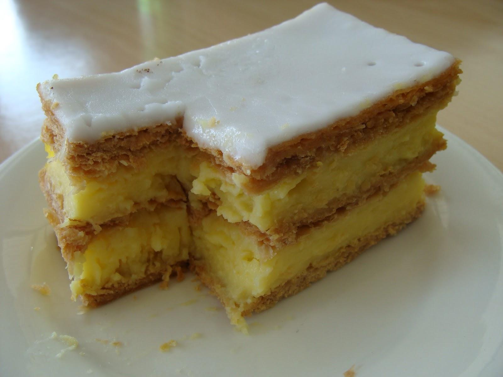 Mrs Cake: The Ultimate Custard Square Hunt - Hollywood Bakery, K ...