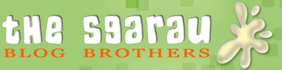 THE SGARAU BLOG BROTHERS