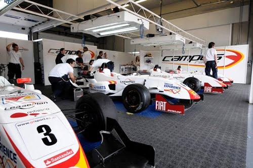 Directivos  del equipo Campos Meta creen que estarán compitiendo en Bahréin.