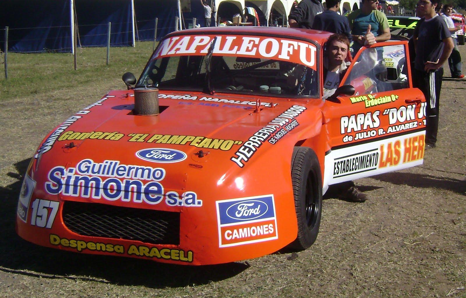 ford falcon argentina