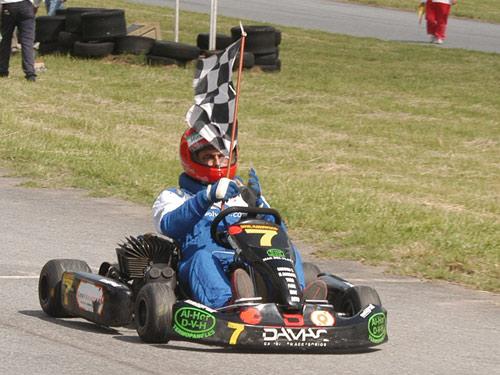 10º fecha del Kart en Balcarce