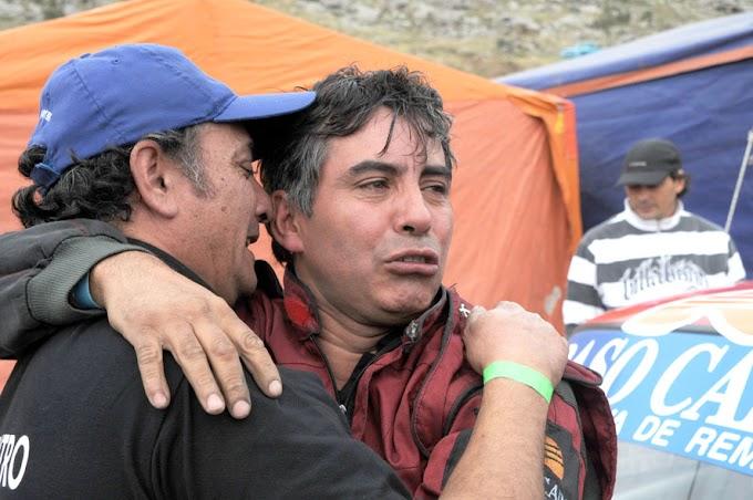 CONFIRMARON AL GANADOR: ADRIAN WHEREN EN LA MONOMARCA