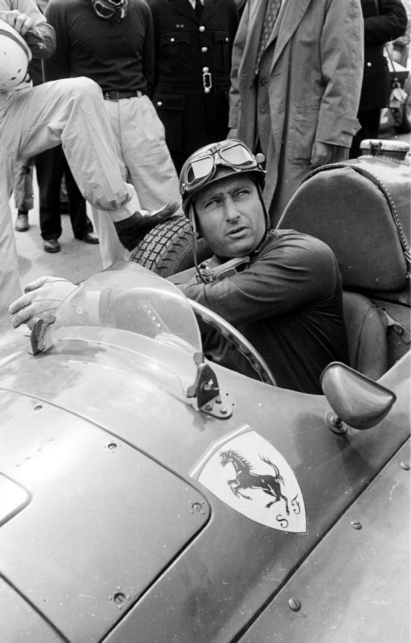 Fangio a Secas