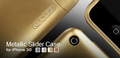 Incase cool iPhone cases metallic colors series