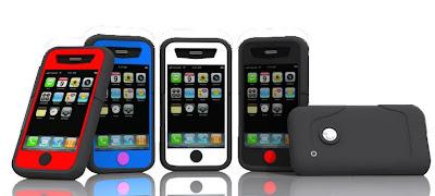 ivyskin quattro T1 iPhone 3G case