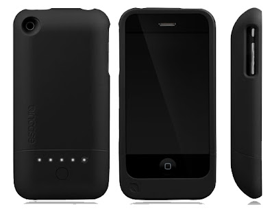 Incase Power Slider Cool iPhone case_front and side views