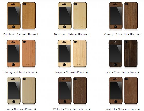 You pay: $15 for iPhone 3G skins and $25 for iPhone 4 skins - each set