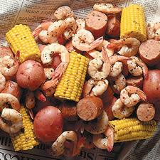 Charleston Treasures: Frogmore Stew