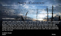 Salvation and know Jesus Christ