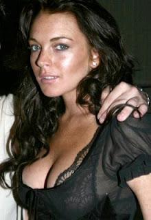 Lindsay Lohan's Lesbian Fears Revealed