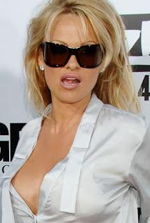 Pamela Anderson breasts