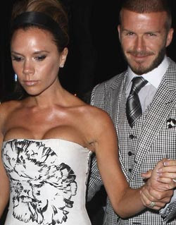 David and Victoria Beckham`s Marriage on Rocks