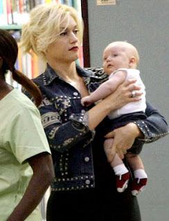 Gwen Stefani Here is My Baby Zuma